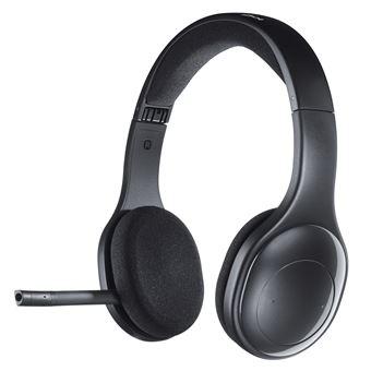 Logitech Casque micro Wireless Headset H800