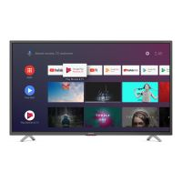 "TV Sharp 50BL5EA 4K UHD Smart TV 50"" Gris foncé"