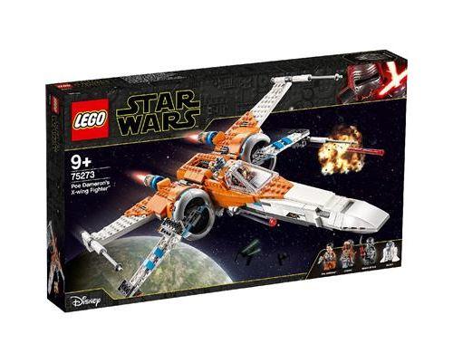 LEGO® Star Wars™ 75273 Le chasseur X-wing de Poe Dameron
