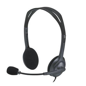Logitech H111 Casque PC Noir