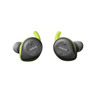 Ecouteurs Jabra Elite Sport True Wireless Gris et vert