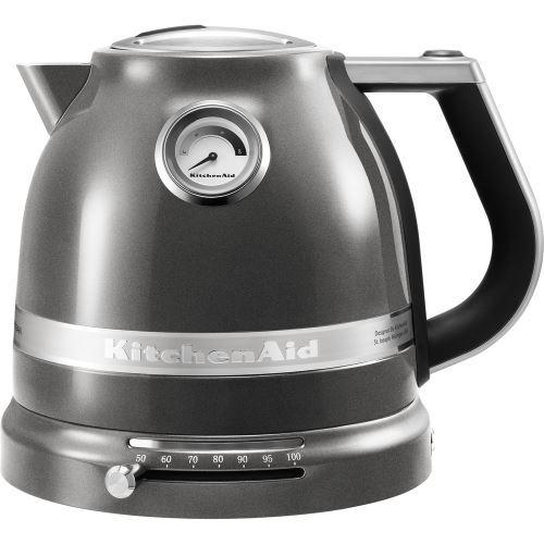 Bouilloire Kitchenaid Artisan 5KEK1522EMS 2400 W Gris