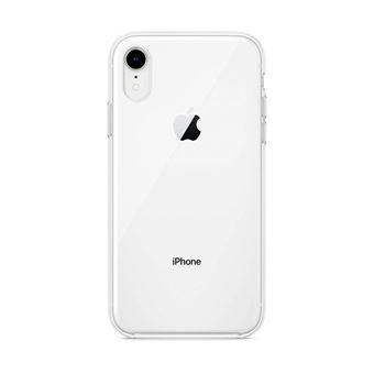 Coque Apple Transparent pour iPhone XR