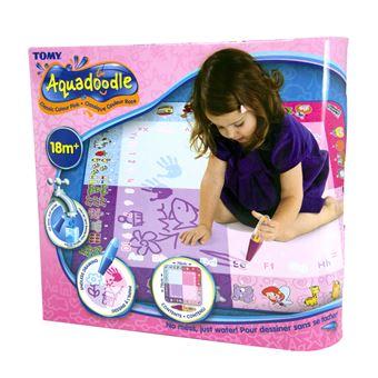 Tapis tomy aquadoodle classique rose et accessoires tapis d 39 veil achat prix fnac - Tapis aquadoodle classique ...