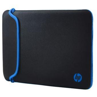 "HP 14"" NOTEBOOK SLEEVE BLACK/BLUE"