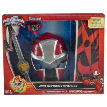 Set accessoires Power Rangers Ninja Steel