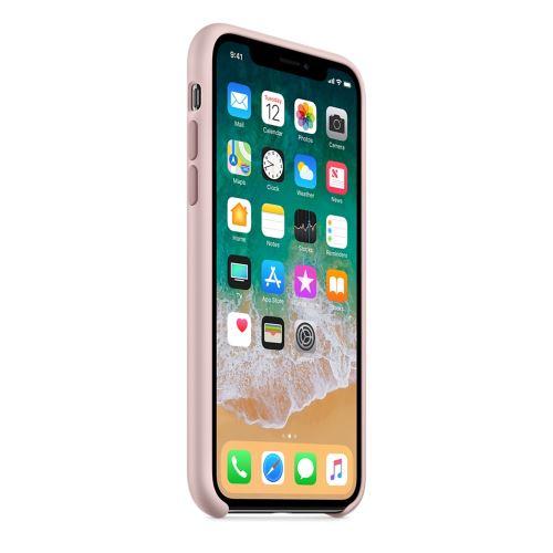 coque iphone xr rose des sable