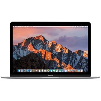 "Apple MacBook 12 ""256 GB SSD 8 GB RAM Core Intel Core Dual Core 1,2 GHz Silver Nieuw"