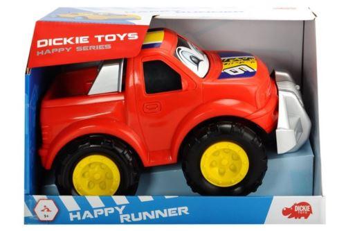 Voiture Dickie Toys Happy Runner Modèle aléatoire