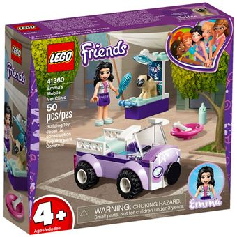 LEGO® Friends 41360 La clinique vétérinaire mobile d'Emma