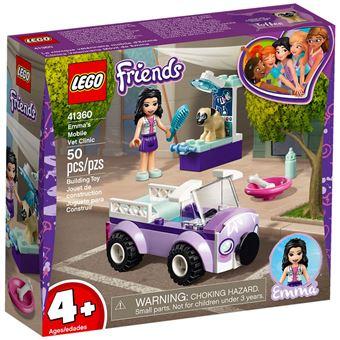 LEGO 41360 EMMA'S MOBILE VET CLINIC