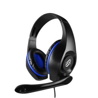 Micro-casque Two Dots Storm Bleu pour PS4 et Xbox One