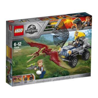 LEGO LA COURSE-POURSUITE  DU PTERANODON