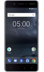 Nokia Smartphone Nokia 5 16 Go Argent satin