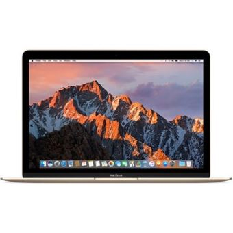 Apple MacBook 12'' 512 Go SSD 8 Go RAM Intel Core i5 bicœur à 1.3 GHz Or