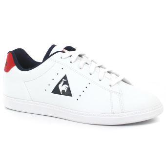 Sportif Chaussures S Le Taille Lea Coq Courtone Enfant Gs Blanches wx6rx