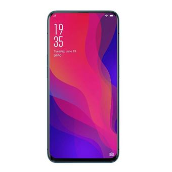 Smartphone OPPO Find X Double SIM 256 Go Bleu