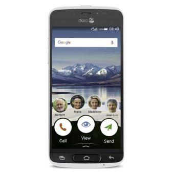 Smartphone Doro 8040 16 Go Blanc