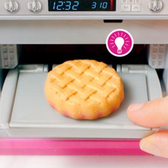 Playset Barbie Cuisine A Modeler Accessoire Poupee Achat