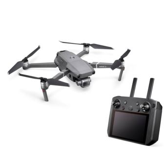 Ensemble Drone 4K DJI Mavic 2 Pro + Radiocommande Smart...