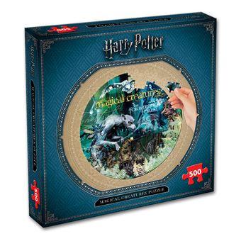 Puzzle 500 pièces Winning Moves Créatures magiques