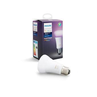 Ampoule connectée Philips Hue A19 E27 10 W
