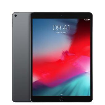"""Nouvel iPad Air Apple 64 Go WiFi Gris sidéral 10.5"""" 2019"""