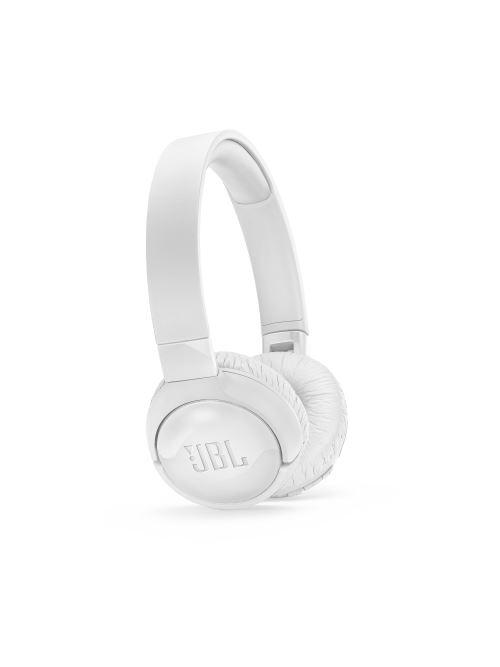 Casque JBL Tune 600 Bluetooth à reduction de bruit Blanc