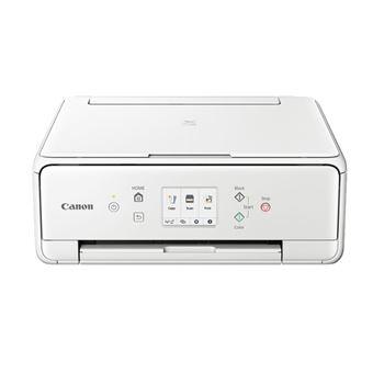 Imprimante Canon Pixma TS8251 Multifonction WiFi Blanc