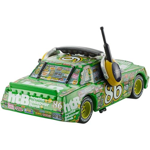 Hicks Chick Mattel Disney Cars Véhicule 3 f7ybY6gIv