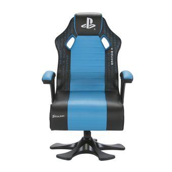 X Rocker - Sony Playstation 2.1 Legend Gaming Chair Zwart en Blauw