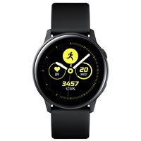 Montre connectée Samsung Galaxy Watch Active 40 mm Noir pur