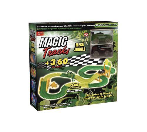 Circuit Jungle Magic Tracks