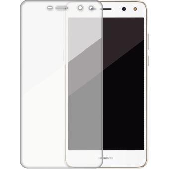 Protection d'écran en verre trempé BigBen Transparente pour Huawei Y6 Pro 2017