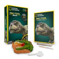 National Geographic Dino fossil opgravingsset