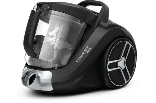 Aspirateur sans sac Rowenta Compact Power XXL RO4855EA 550 W Noir et Gris
