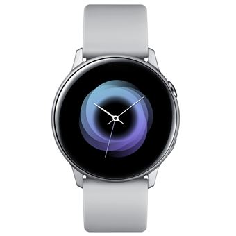 Montre connectée Samsung Galaxy Watch Active Silver