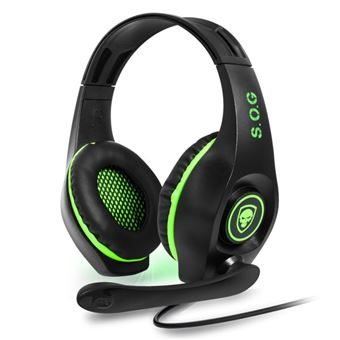 Suza Spirit Of Gamer PRO-XH5 - Xbox One Edition - casque