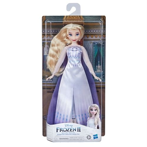 Poupée Disney Frozen La Reine des Neiges 2 Elsa Reine