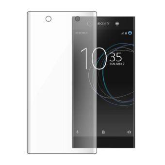 Protection d'écran en verre trempé BigBen Transparente pour Sony Xperia XA1