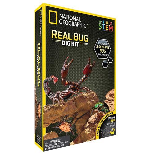 Jeu scientifique National Geographic Insectes