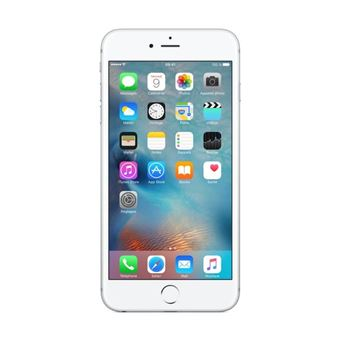 apple iphone 6s 16 go argent reconditionn ou occasion smartphone achat prix fnac. Black Bedroom Furniture Sets. Home Design Ideas