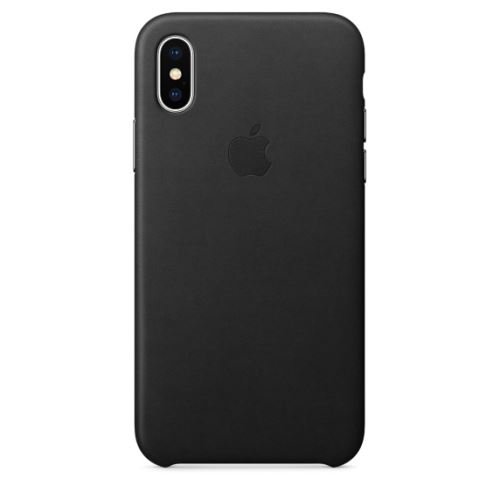 coque apple iphone x cuir