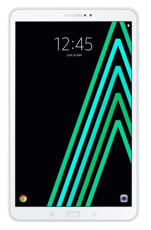 Tablette Samsung Galaxy TAB A6 10.1 32 Go 4G WiFi Blanc