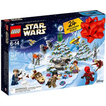 LEGO® Star Wars™ 75213 Calendrier de l'Avent   Lego   Achat & prix