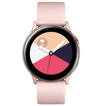 Samsung Galaxy Connected Watch Active 40 mm Rose Gold
