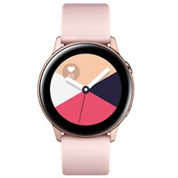Montre connectée Samsung Galaxy Watch Active 40 mm Rose poudré