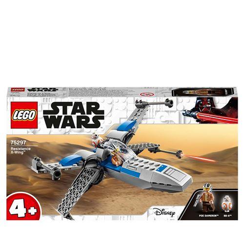LEGO® Star Wars™75297 X-Wing de la Résistance