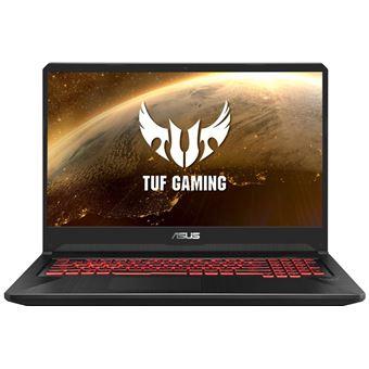 "Asus TUF765GM-EV039T 17.3""/i7-8750H/3,9GHz/8GB/256GB+1TB/GF GTX 1060 Gaming Laptop"