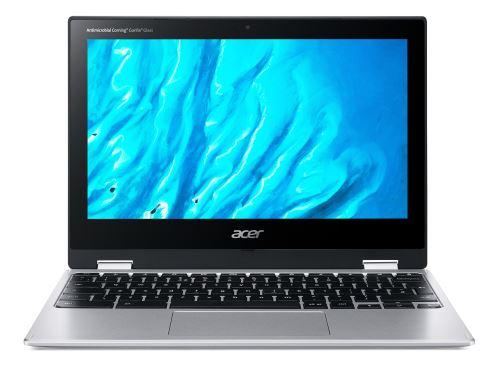 "Chromebook Acer Spin CP311-3H-K4D9 11,6"" Ecran tactile MediaTek 4 Go RAM 32 Go eMMC Gris métall"